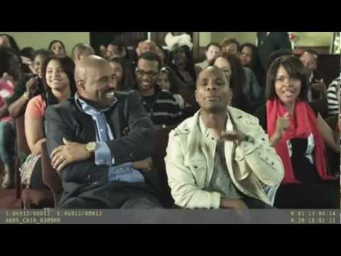 "Kirk Franklin - Smile Music Video featuring Steve Harvey This is a special advanced cut of Kirk Franklin's ""Smile"" Music Video for my Steve Harvey YouTube Fans! I make a special cameo and I think you'll notice the ..."