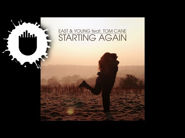 East & Young feat. Tom Cane - Starting Again (Club Mix) (Cover Art)