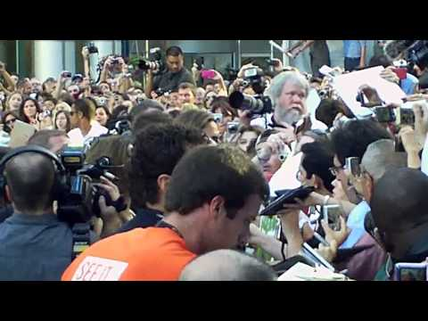 TIFF11 - BRAD PITT & ANGELINA JOLIE - Moneyball premiere
