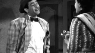 Raj Kapoor, Nargis, Nadira, Gentleman Raj Pays Vidya A Visit, Best Hindi Comedy
