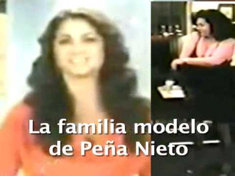 Lucero desnuda con Peña Nieto