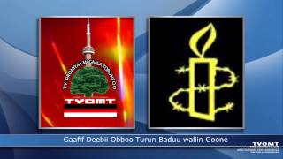 TVOMT: Gaafif Deebii Lola Oromorrati Banamee Deemaa Jiru laalchisee Odeeffannoo Hordofaa