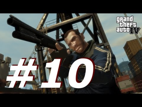 Grand Theft Auto 4 Multiplayer Shenanigans with Creatures Episode 10 - The Hospital