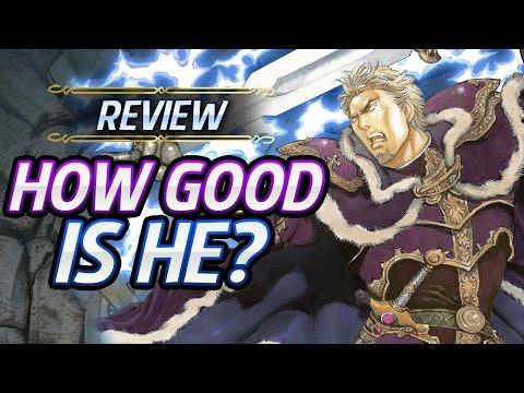 Fire Emblem Heroes - Unit Review: How GOOD is Zephiel? - default