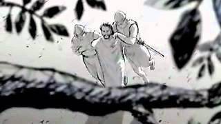 Piotr zapiera się Jezusa