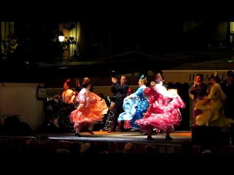 Flamenco, Corpus Christi, Granada 2011, HD Video