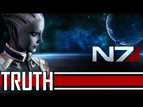 Mass Effect 3 -a- Truth (Liara & Shepard Tribute)