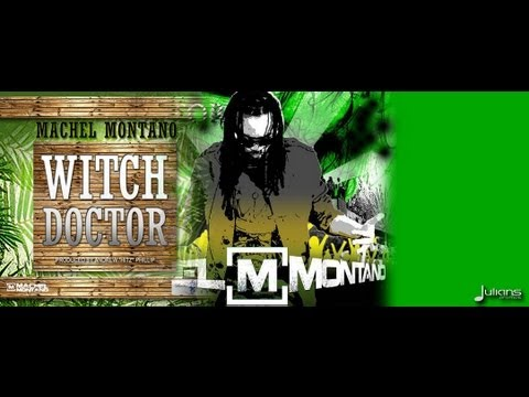 NEW Machel Montano HD : WITCH DOCTOR [2013 Trinidad Soca][Produced By Andrew Hitz]