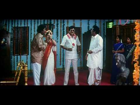 Kovai Sarala, Prabhu Deva and Rajendra Prasad Hilarious Comedy