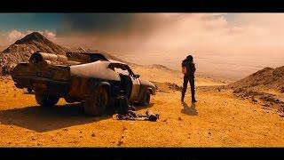 MAD MAX: FURY ROAD - Official Comic-Con Trailer (2015) [HD]