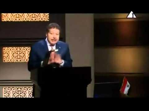 أحمد زويل يتحدث عن جامعة النيل