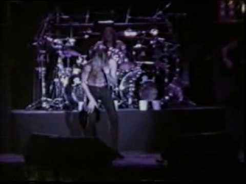 Skid Row - Wasted Time (Live in Brazil 1992)