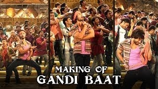 Gandi Baat Making Of The Song - R...Rajkumar