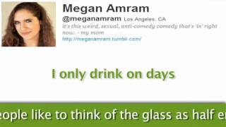 megan amram stand up