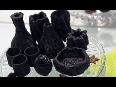 3D pasta and chocolate  BBC News