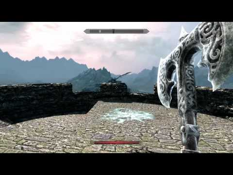 The Elder Scrolls V: Skyrim - Demo Part 3