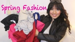 Hanh's Romwe Spring Fashion Haul