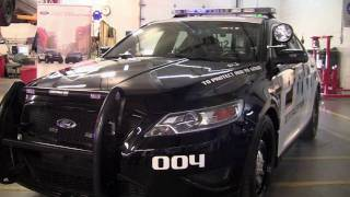 Revealed: the all new 2012 Ford Police Interceptors