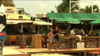 The Sunset Bar and Grill in St. Maarten is the place to be. For exciting views of planes landing right above your head and the best concerts, foods and drinks. If you go to St. Maarten you can't miss this. - Courtesy of OceanIslandTravel.com