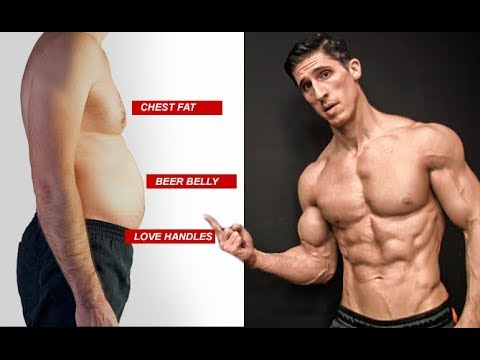 FAT LOSS 101 FOR MEN (Chest Fat, Belly, Love Handles!) - UCe0TLA0EsQbE-MjuHXevj2A