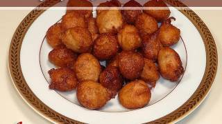 Gulgula (Indian Mini Donuts)..