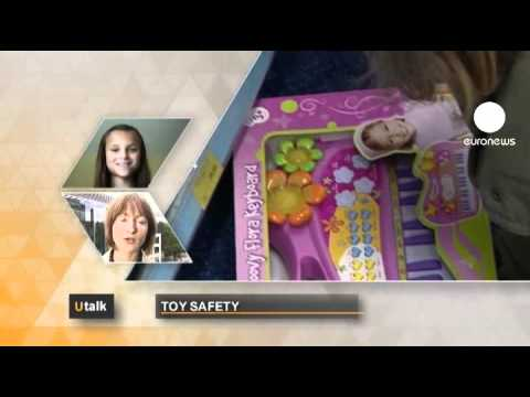 euronews U talk - How safe are toys in Europe?