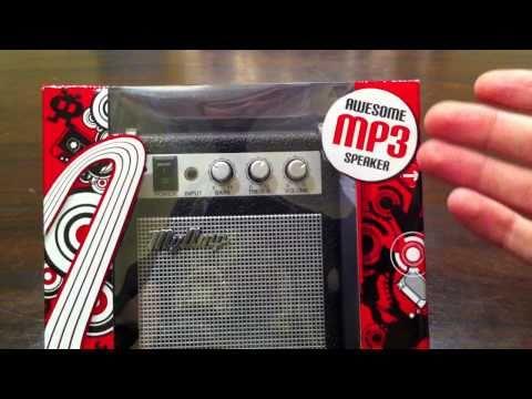 Amp External Speaker an External Speaker That