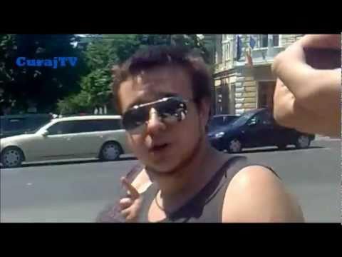 Hărțuit în stradă pentru românism