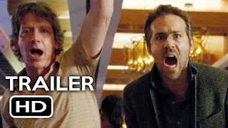 Mississippi Grind Official Trailer #1 (2015) Ryan Reynolds Drama Movie HD