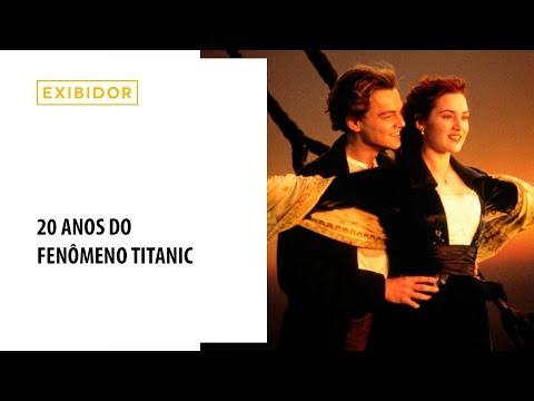 20 anos do fenômeno Titanic