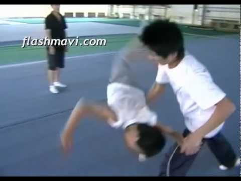 Wushu Aerial Training Method