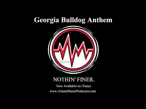UGA Football-GA Theme Song-Georgia Bulldog Foot ball Hype Songs w 2012 Season Highlights-Go Dawgs