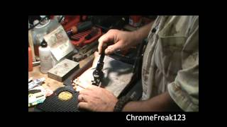 Uberti 1873 Bisley Single Action Army Detailed Disassembly !!!