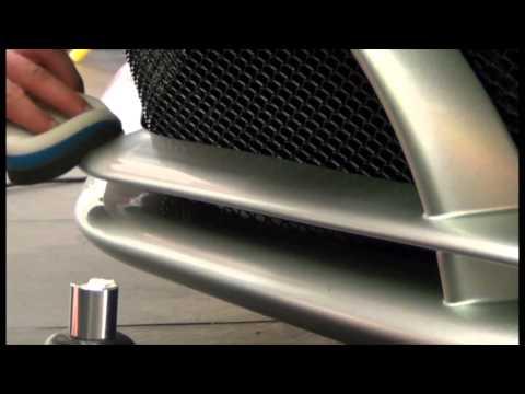 Topaz Detailing - Mercedes SLR