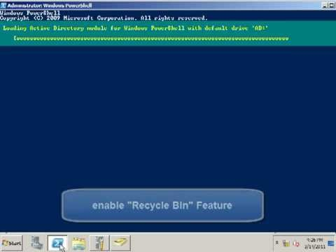 Three Methods to Restore Deleted Active Directory Objects