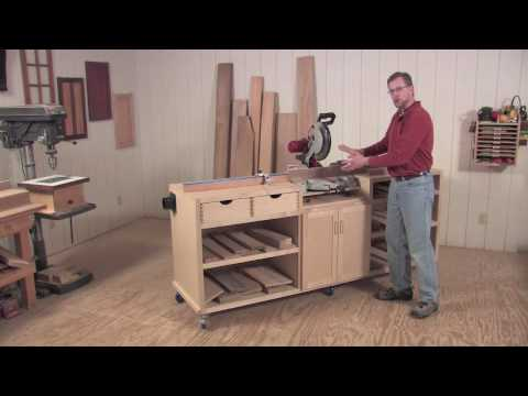 Ultimate Miter Saw Station - May/June 2010 Issue