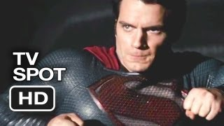Man of Steel TV Spot (2013) - Russell Crowe, Henry Cavill Movie HD