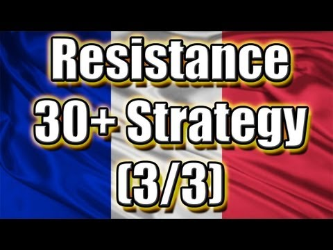 MW3 SURVIVAL MODE: Wave 30+ Co-op Strategy on RESISTANCE! (Part 3/3)