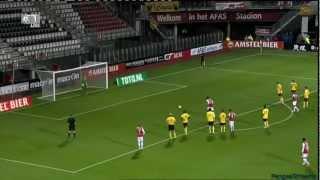 AZ Alkmaar 4 - 1 BV Veendam