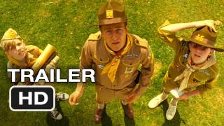Moonrise Kingdom Official Trailer - Wes Anderson Movie (2012) HD