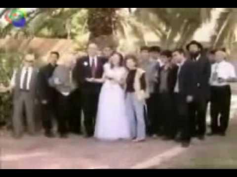 very funny jewish wedding english subtitle (la boda)