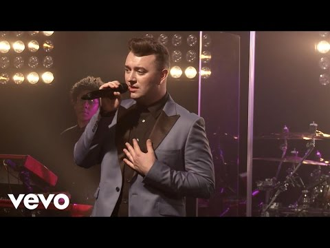 Sam Smith – I'm Not The Only One Live Honda Stage at the iHeartRadio Theater
