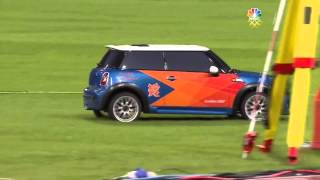 Mini Cooper at the London Olympics 2012