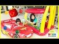 McDonald's Drive Thru Prank Bad Mommy on Disney Cars Lightning McQueen Power Wheel Ride On Car