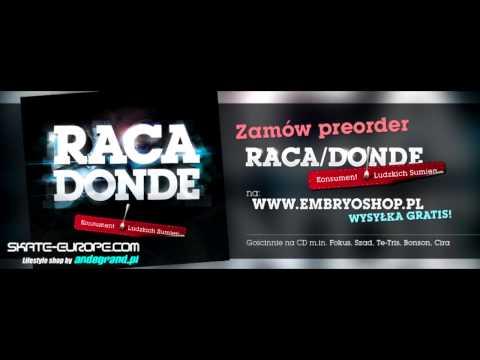 """RACA/DONDE - """"Konsument Ludzkich Sumień -  Trzeci Wymiar zapowiedź"""