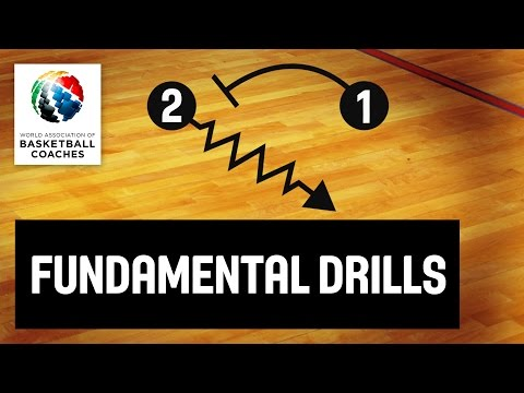 Basketball Coach Aik Ho - Fundamental Drills