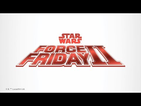 Find the Force at Hot Topic - UCTEq5A8x1dZwt5SEYEN58Uw