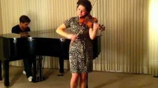 Coldplay Paradise - Violin and Piano Instrumental Cover