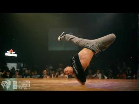 The Urban Movement Tour 2011 Presented by Graham Partners | Bboy Powermove RECAP by YAK FILMS