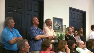 Pastor Rick Lemons Speaks Out at City Council Meeting